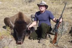 Curtis yrg bison